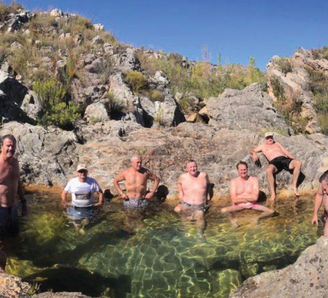 Rock Pool Relaxing
